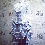 Одежда ручной работы. Ярмарка Мастеров - ручная работа Платье Стимпанк для невесты. Handmade.