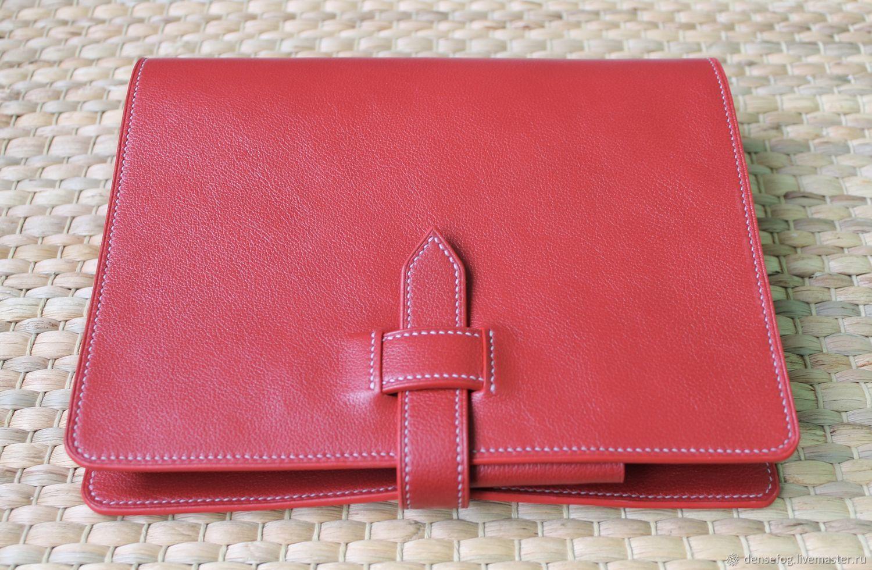 Leather notebook, Organizer, Samara,  Фото №1