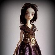 Куклы и игрушки ручной работы. Ярмарка Мастеров - ручная работа Шарнирная кукла Сафира. Handmade.