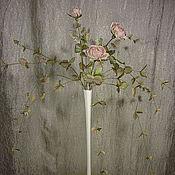"""Цветы и флористика ручной работы. Ярмарка Мастеров - ручная работа Интерьерная композиция роза """"Леди"""". Handmade."""