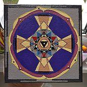 Фен-шуй и эзотерика handmade. Livemaster - original item Yantra Rahu. Handmade.