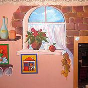Для дома и интерьера ручной работы. Ярмарка Мастеров - ручная работа Детская гостиная. Handmade.