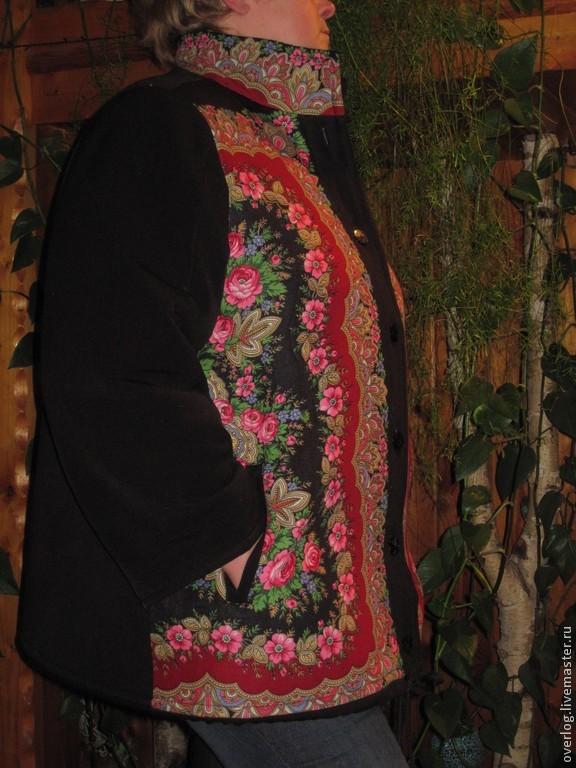 Купить женскую верхнюю одежду большой размер