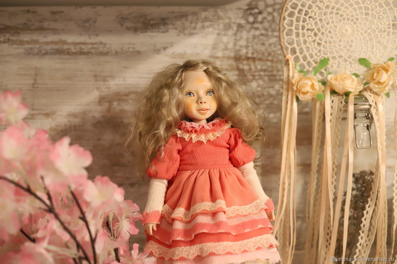 Авторская кукла ручной работы, Шарнирная кукла, Казань,  Фото №1