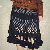 Одежда handmade. Livemaster - original item Skirt fishnet. Handmade.