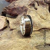 """Украшения ручной работы. Ярмарка Мастеров - ручная работа """"Вакарау"""", кольцо с деревом. Handmade."""