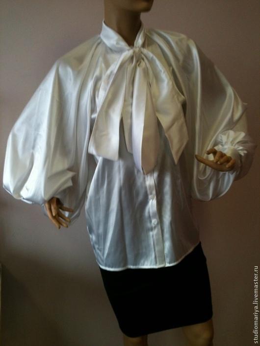 Блузки из атласа с доставкой
