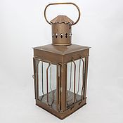 Лампа фонарь светильник горелка латунь Англия 14