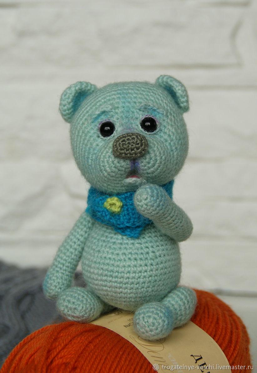 Teddy Bear, Stuffed Toys, Smolensk,  Фото №1