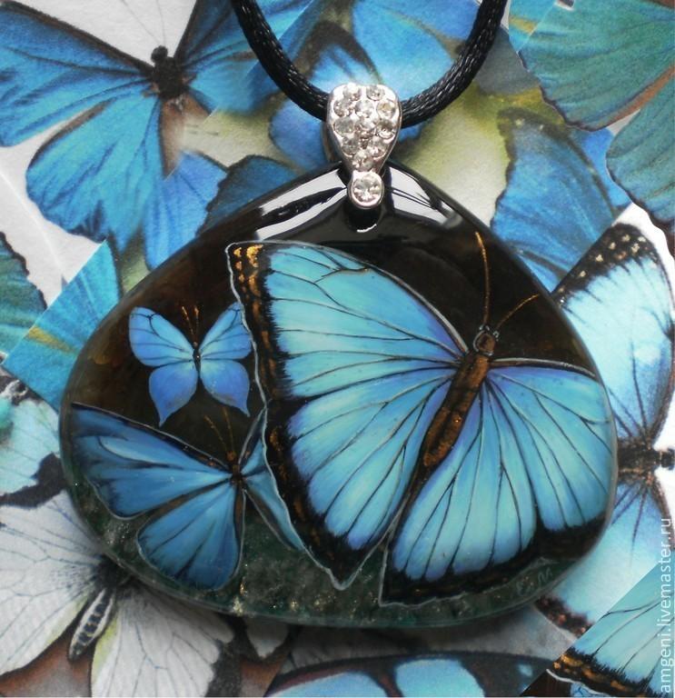 Pendant 'Butterfly', Pendants, Helsinki,  Фото №1