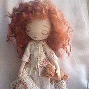 Куклы и игрушки ручной работы. Ярмарка Мастеров - ручная работа Кукла Сонечка. Handmade.