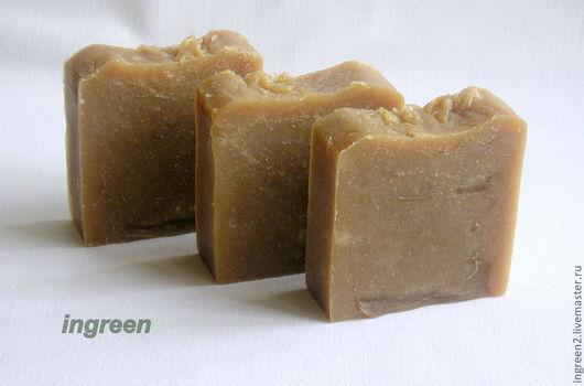 Мыло-шампунь ручной работы. Ярмарка Мастеров - ручная работа. Купить Мыло шампуневое на сыворотке (натуральное мыло с нуля). Handmade.