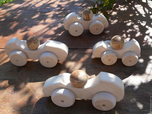Техника ручной работы. Ярмарка Мастеров - ручная работа. Купить Формула-1. Handmade. Белый, машина, гонка, дерево