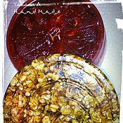 """Косметика ручной работы. Ярмарка Мастеров - ручная работа Мыло-скраб ручной работы """"Замкнутый круг"""". Handmade."""