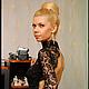 Платья ручной работы. Платье Кружевное. Orlova Mariya. Интернет-магазин Ярмарка Мастеров. Кружево, открытая спина, вечернее платье
