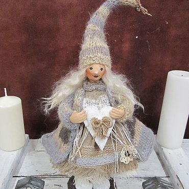 Dolls & toys handmade. Livemaster - original item Doll: