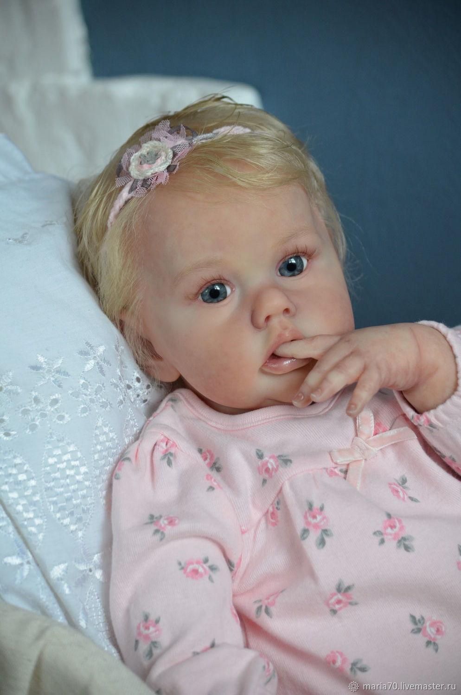 Пенни - кукла реборн, Куклы Reborn, Коломна,  Фото №1