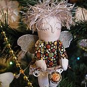 Куклы и игрушки ручной работы. Ярмарка Мастеров - ручная работа Ангел-малютка. Handmade.