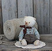 Куклы и игрушки ручной работы. Ярмарка Мастеров - ручная работа Тедди мишка.. Handmade.