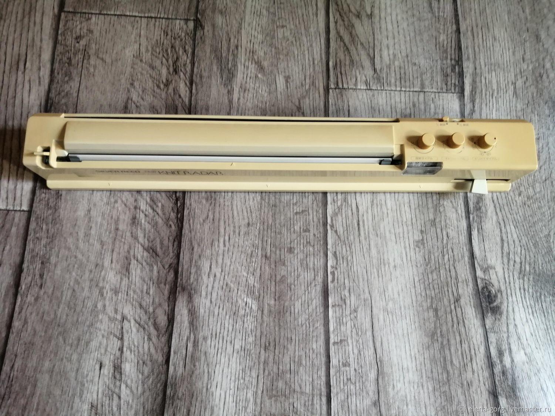 Лекальное устройство Silver Reed KR7 Япония, Инструменты для вязания, Краснодар,  Фото №1