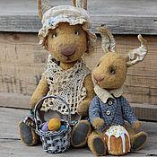 Куклы и игрушки ручной работы. Ярмарка Мастеров - ручная работа Кролик Пасхальный. Handmade.