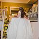 """Свадебные украшения ручной работы. Комплект """"White Roses"""" (ободок и серьги). Roshel Moda. Ярмарка Мастеров. Обруч, серьги"""