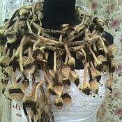Аксессуары handmade. Livemaster - original item Scarf decoration. Handmade.