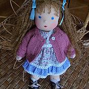 Куклы и игрушки ручной работы. Ярмарка Мастеров - ручная работа Кукла Рита. Handmade.