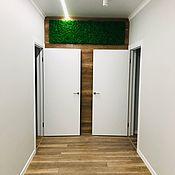 Для дома и интерьера handmade. Livemaster - original item A panel of stabilized moss. Handmade.