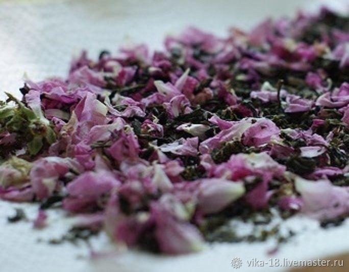 Крымский чай с розой / лавандой на выбор, Травы, Ростов-на-Дону,  Фото №1