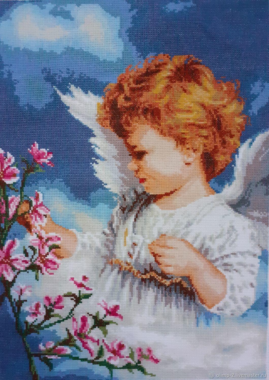 Ангелочек девочка, Картины, Тбилисская,  Фото №1