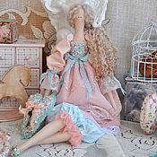 """Куклы и игрушки ручной работы. Ярмарка Мастеров - ручная работа Кукла в стиле Тильда """"Летний день"""". Handmade."""