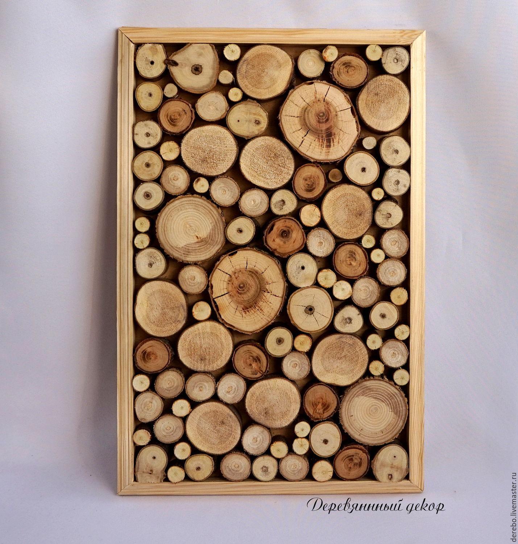 Деревянные панно своими руками
