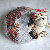 """Для домашних животных, ручной работы. Ярмарка Мастеров - ручная работа Дом для кошки """"Муррхаус №1"""". Handmade."""
