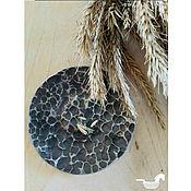 Для дома и интерьера ручной работы. Ярмарка Мастеров - ручная работа Кованое блюдце. Handmade.