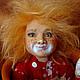 коллекционная кукла оберег домовенок Кузя