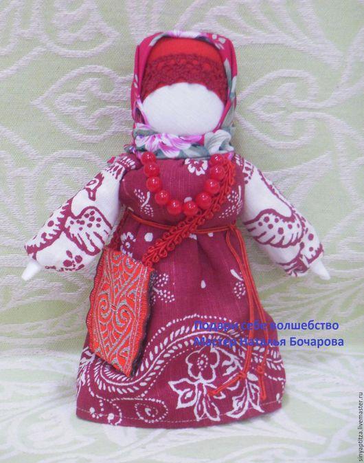 Народные куклы ручной работы. Ярмарка Мастеров- ручная работа. Купить обережную куклу Успешница. Успешница, традиционная кукла, обереги.