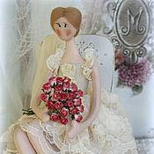 """Куклы и игрушки ручной работы. Ярмарка Мастеров - ручная работа Балерина""""Нежность"""". Handmade."""