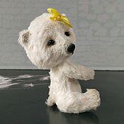 Для дома и интерьера handmade. Livemaster - original item Toys: Teddy bear ballet dancer Misha. Handmade.