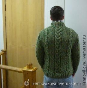 Cardigan ' Cozy - 2', Sweatshirts for men, Moscow,  Фото №1