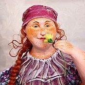 Куклы и игрушки ручной работы. Ярмарка Мастеров - ручная работа Постирушки. Handmade.