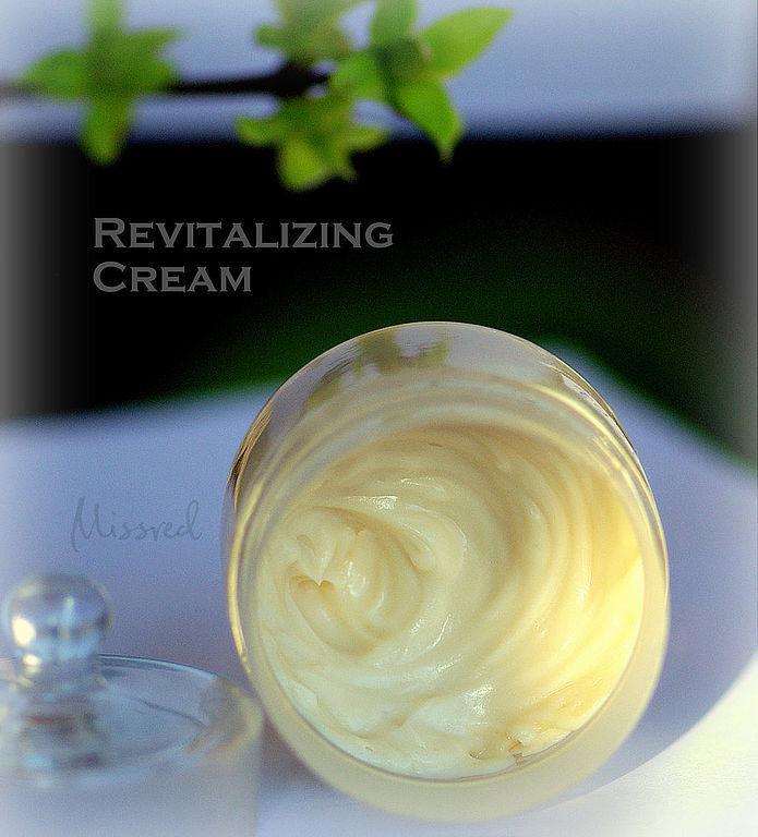 Revitalizing Cream.  A cream that restores tone and elasticity of the skin, Creams, Nizhny Novgorod,  Фото №1