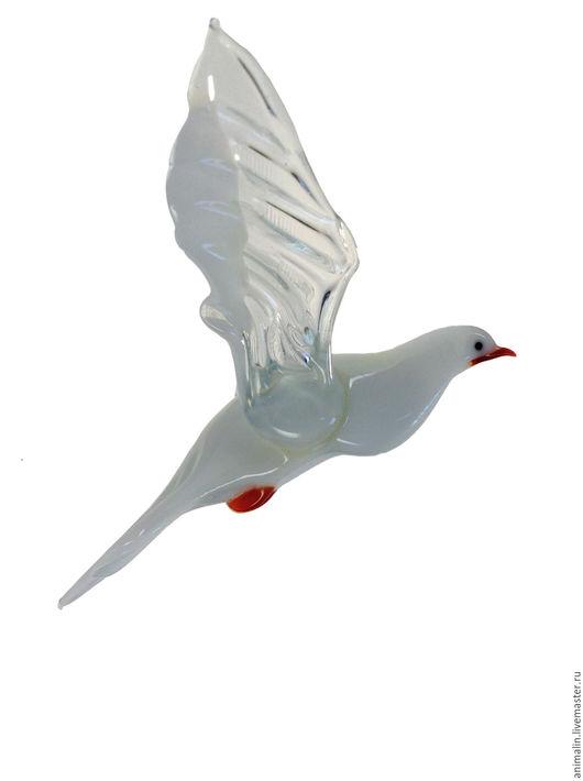 Interior Items handmade. Livemaster - handmade. Buy Interior hanging decoration stained glass bird Dove Elske.Unusual gift