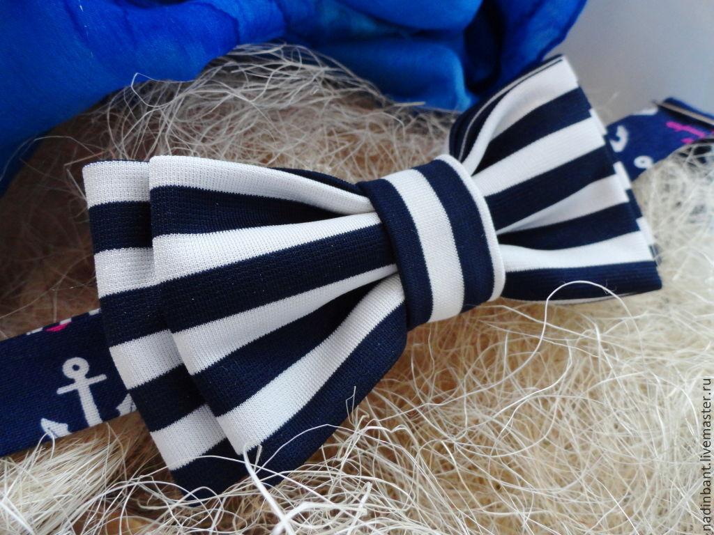 Морской галстук своими руками 97