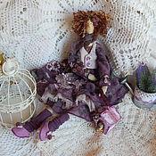 Куклы и игрушки ручной работы. Ярмарка Мастеров - ручная работа Тильда бохо Фелисия. Handmade.