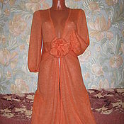 """Одежда ручной работы. Ярмарка Мастеров - ручная работа Пальто """"Летнее солнышко"""". Handmade."""