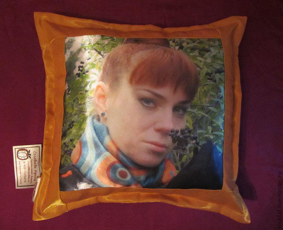 такого сделать фото на подушку в москве лучше