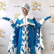 """Одежда ручной работы. Ярмарка Мастеров - ручная работа Снегурочка """"Кремлевская"""". Handmade."""