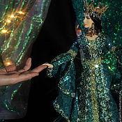 Куклы и игрушки ручной работы. Ярмарка Мастеров - ручная работа Хозяйка медной горы. Handmade.