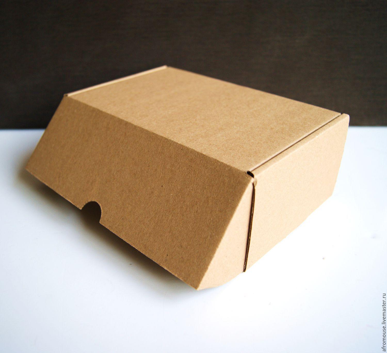 Прямоугольная коробка